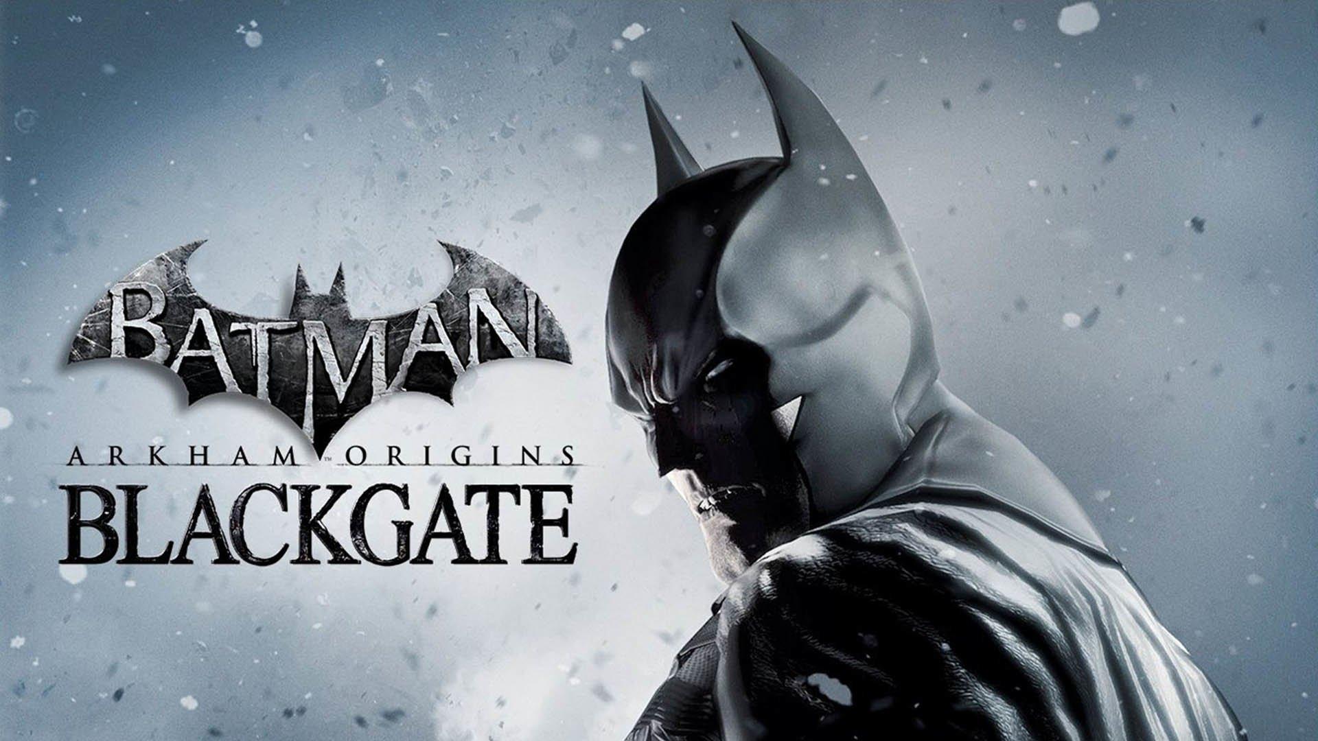 Batman Arkham Origins Blackgate HD Wallpaper
