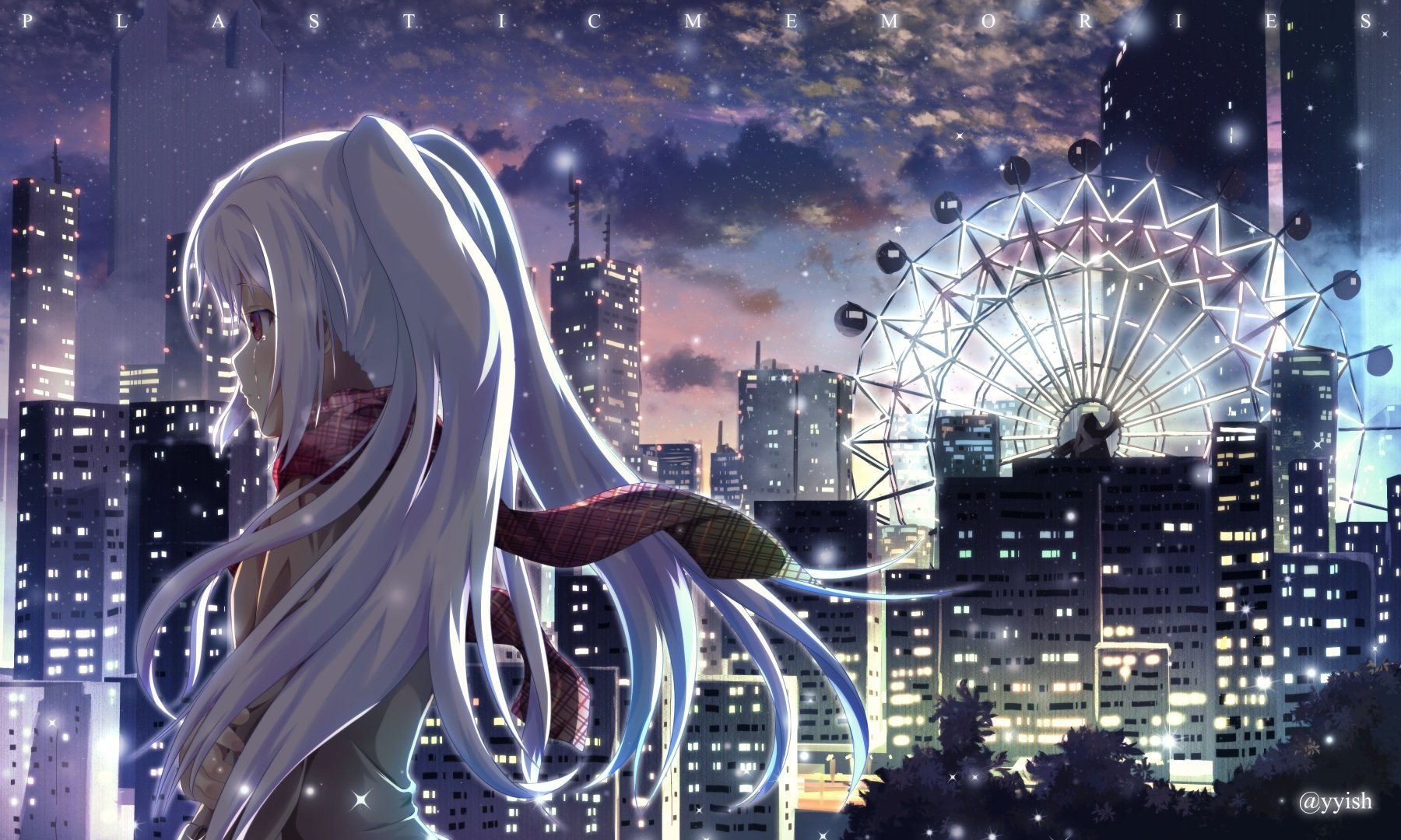 86 Plastic Memories Hd Wallpapers Background Images Wallpaper Abyss