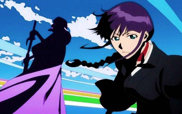 Anime Bleach Mayuri Kurotsuchi Nemu Kurotsuchi HD Wallpaper | Background Image