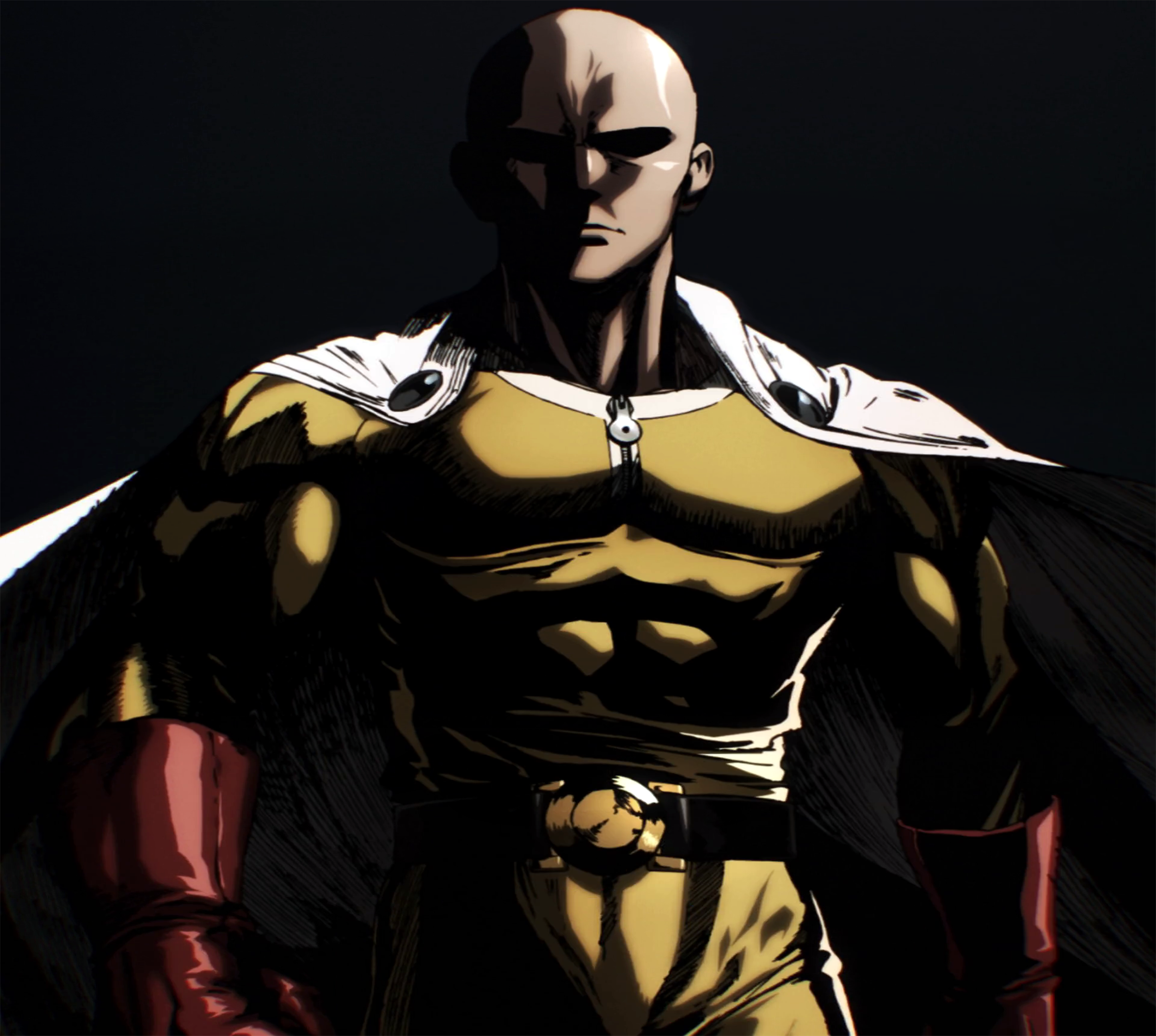 one punch man saitama a· hd wallpaper background id658441