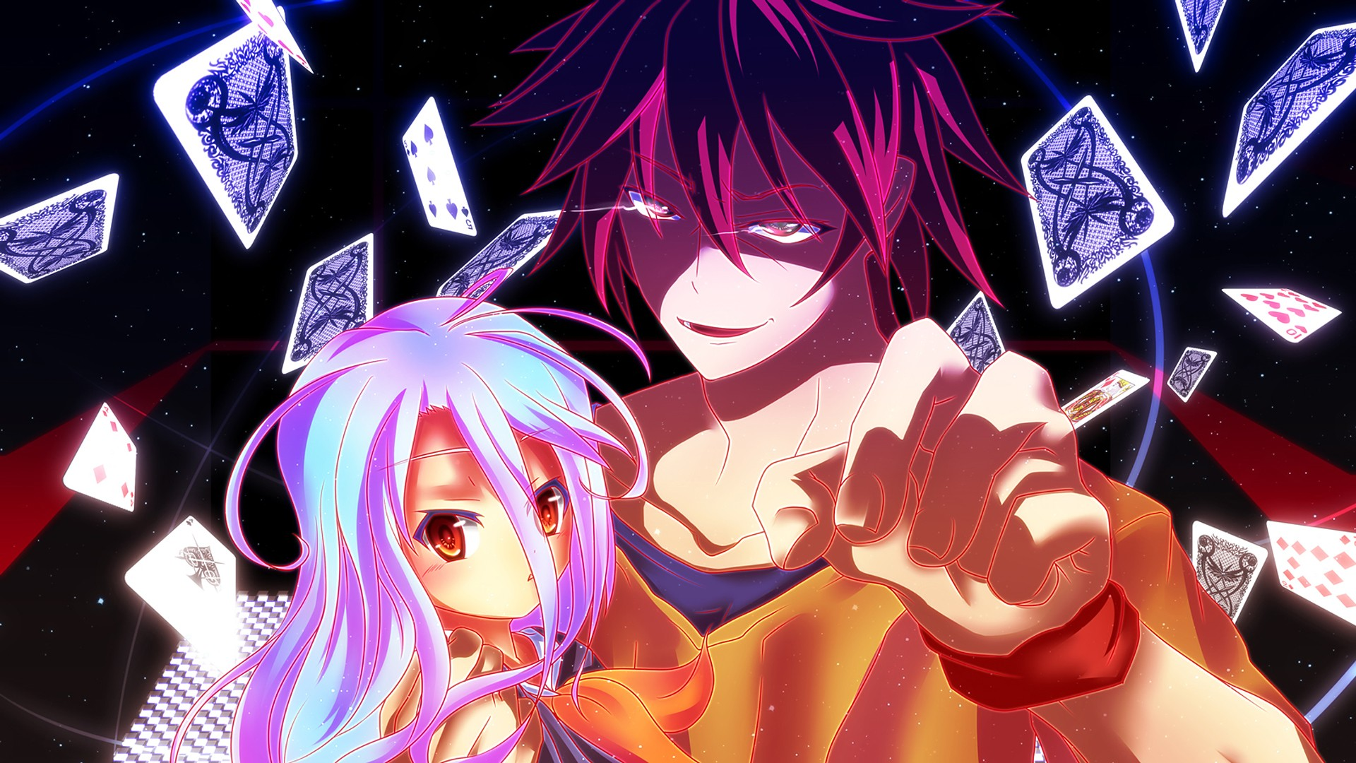 Image Result For Download Wallpaper Anime No Game No Life
