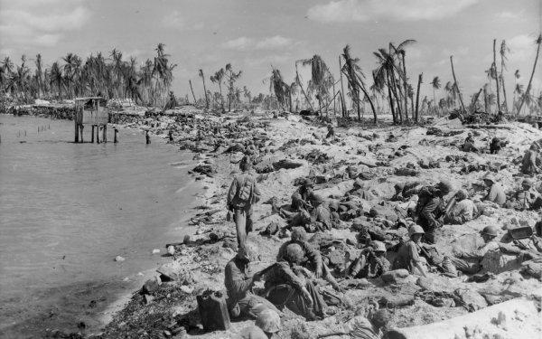 Military Battle of Tarawa HD Wallpaper   Background Image