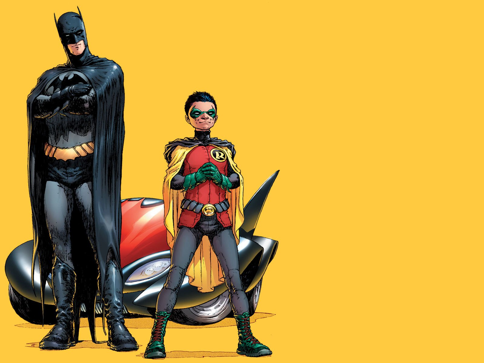 Batman robin wallpaper and background image 1600x1200 id 660897 wallpaper abyss - Image de batman et robin ...