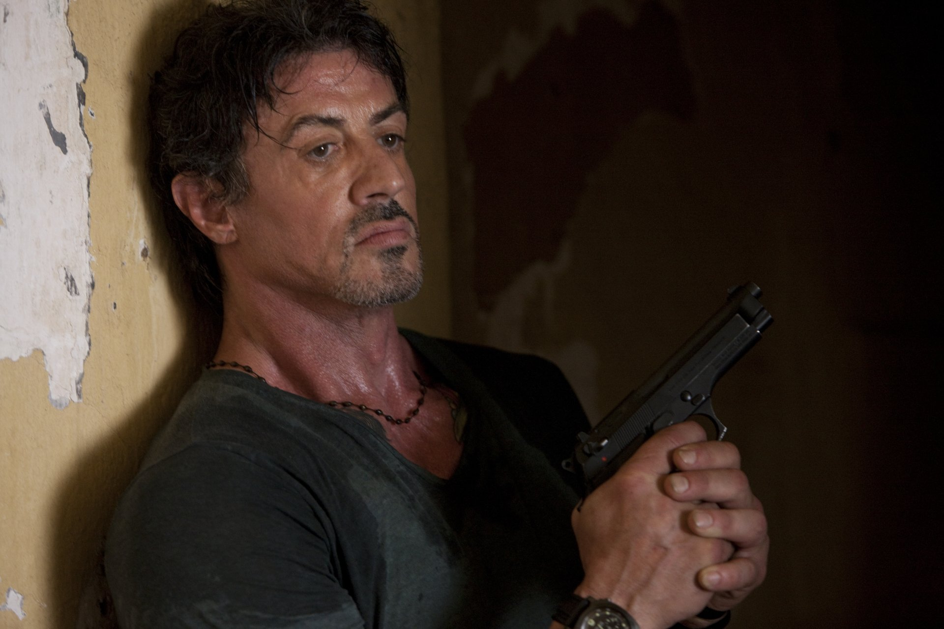 Sylvester Stallone In Expendables 2 Wallpapers: The Expendables 5k Retina Ultra HD Wallpaper