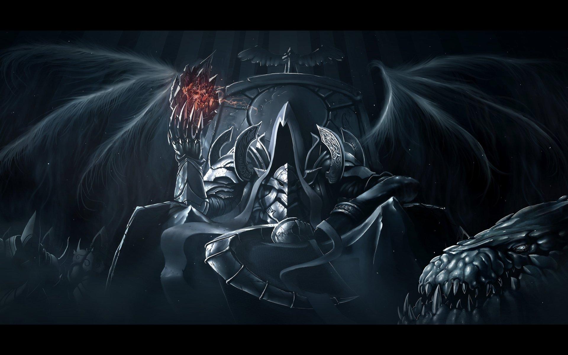 Diablo 3 Reaper Of Souls Wallpapers: Diablo III: Reaper Of Souls Full HD Wallpaper And