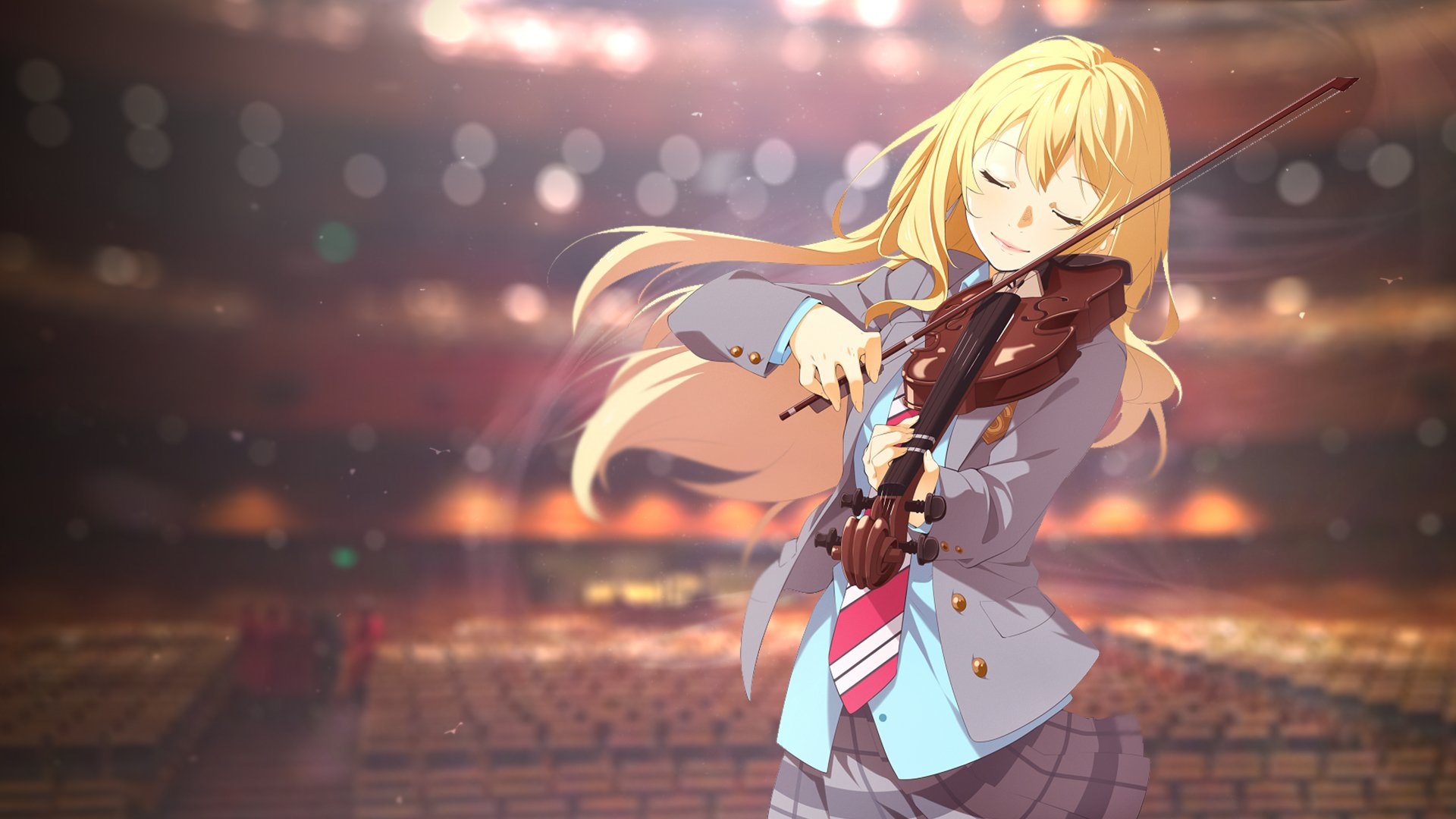 717 Kaori Miyazono HD Wallpapers | Backgrounds - Wallpaper Abyss