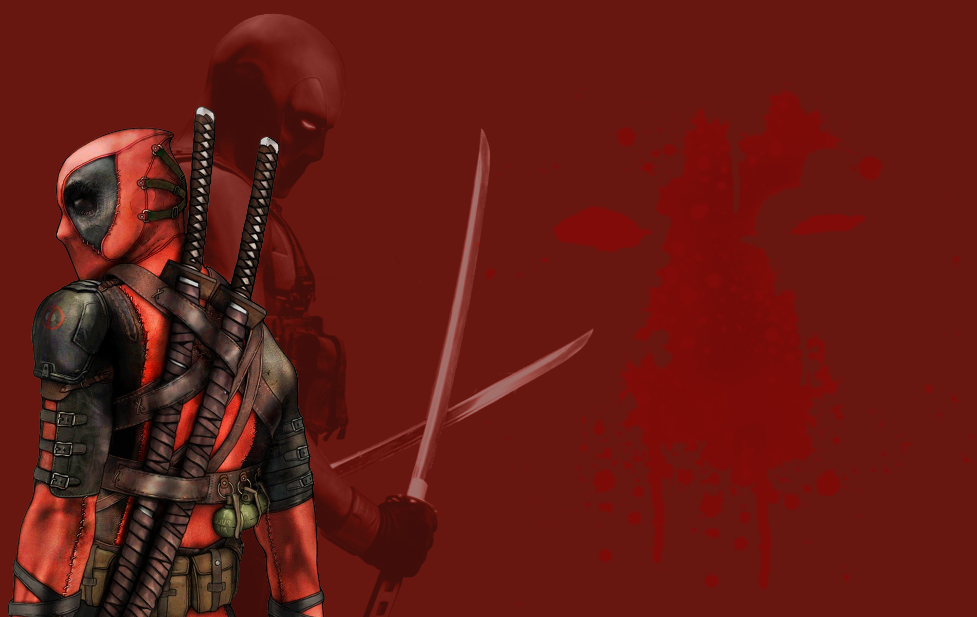 deadpool computer wallpapers desktop backgrounds 1900x1200 id