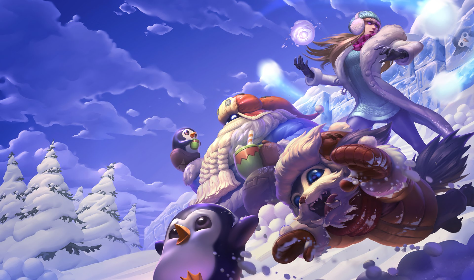 10 Bard League Of Legends Hd Wallpapers Background Images