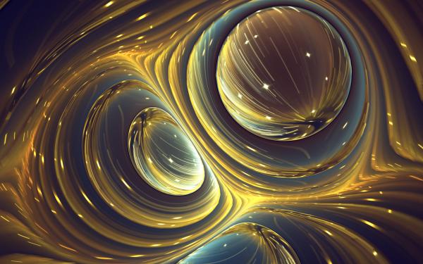 Abstract Fractal Digital Art Artistic HD Wallpaper | Background Image
