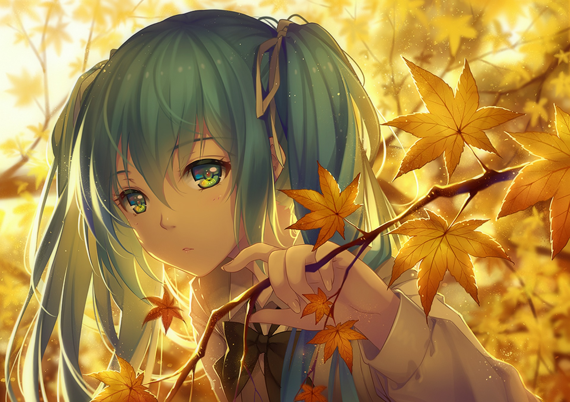 6535 Hatsune Miku HD Wallpapers  Background Images
