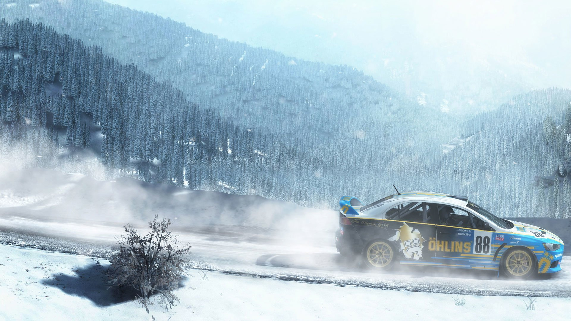 1920x1080 Hd Wallpaper Background Image: DiRT Rally Full HD Wallpaper And Background Image