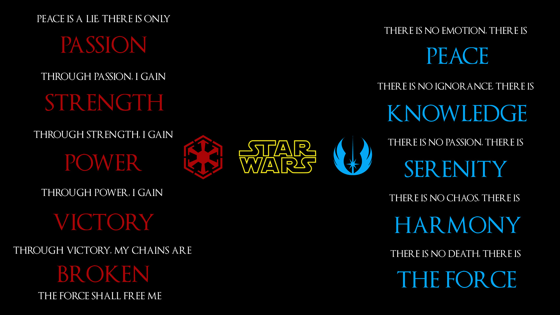 Star Wars Codes Hd Wallpaper Background Image 1920x1080 Id 671184 Wallpaper Abyss