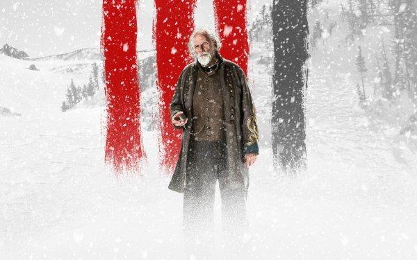 Movie The Hateful Eight Bruce Dern HD Wallpaper | Background Image