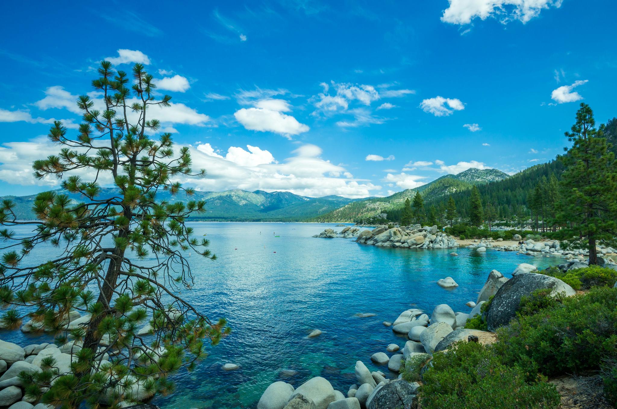 Lake Tahoe HD Wallpaper