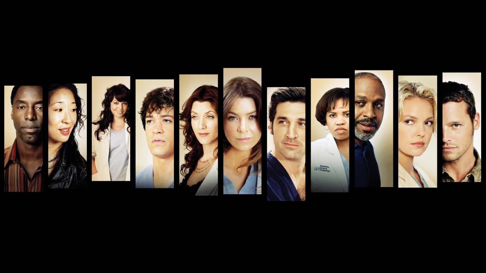 Grey\'s Anatomy Full HD Wallpaper and Background Image | 1920x1080 ...