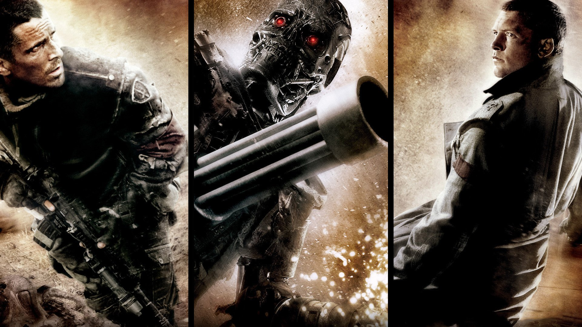 Terminator Salvation Marcus Wallpaper | www.pixshark.com ...
