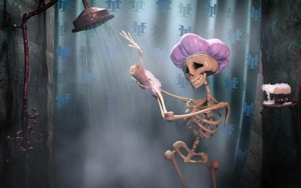 Movie Hotel Transylvania Skeleton HD Wallpaper   Background Image