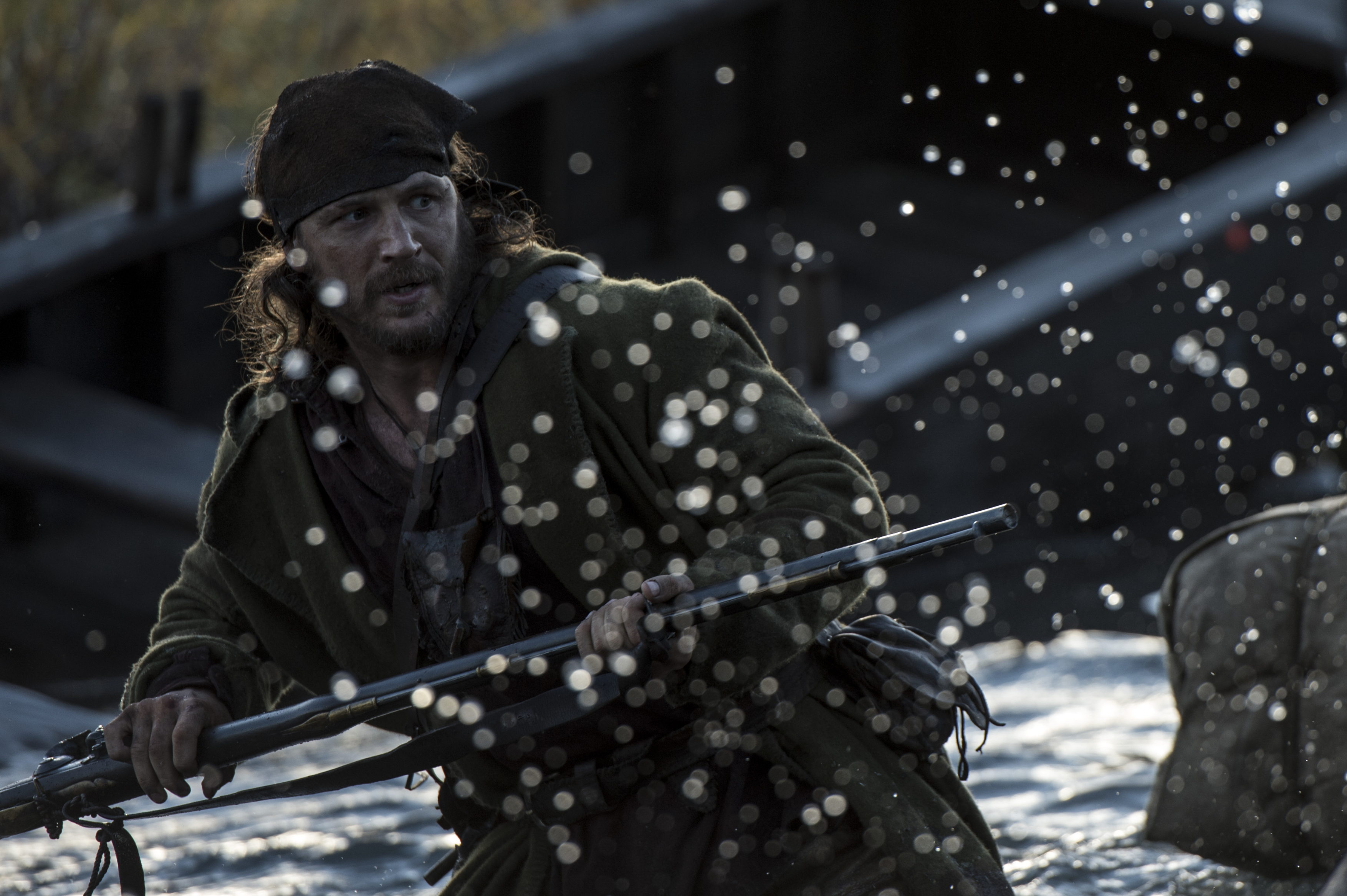 The Revenant Hd Wallpaper Background Image 3508x2335 Id676784