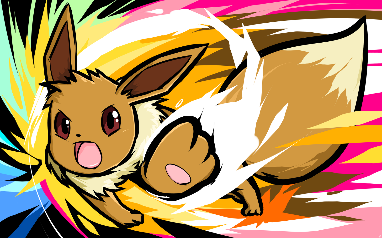 pokemon iphone wallpaper eevee