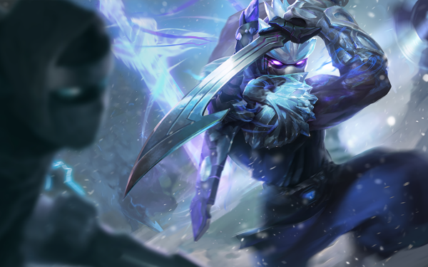 Video Game League Of Legends Shen HD Wallpaper | Background Image