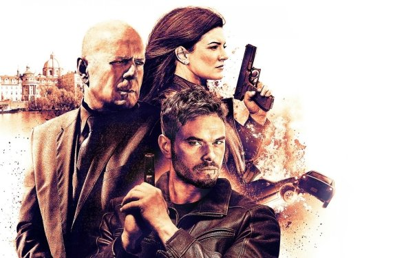 Movie Extraction (2013) Bruce Willis Kellan Lutz Gina Carano HD Wallpaper | Background Image