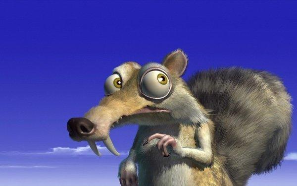 Movie Ice Age Scrat HD Wallpaper   Background Image