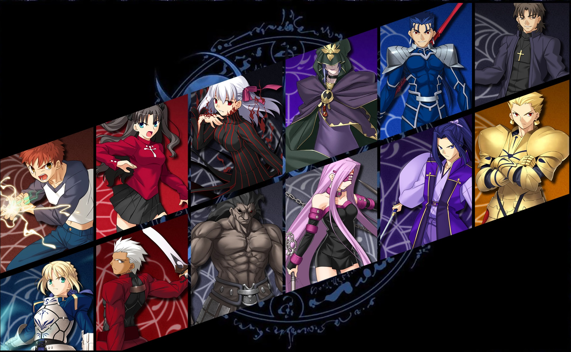 Fate stay night hd wallpaper background image 1984x1224 id 679325 wallpaper abyss - Fate stay night wallpaper ...