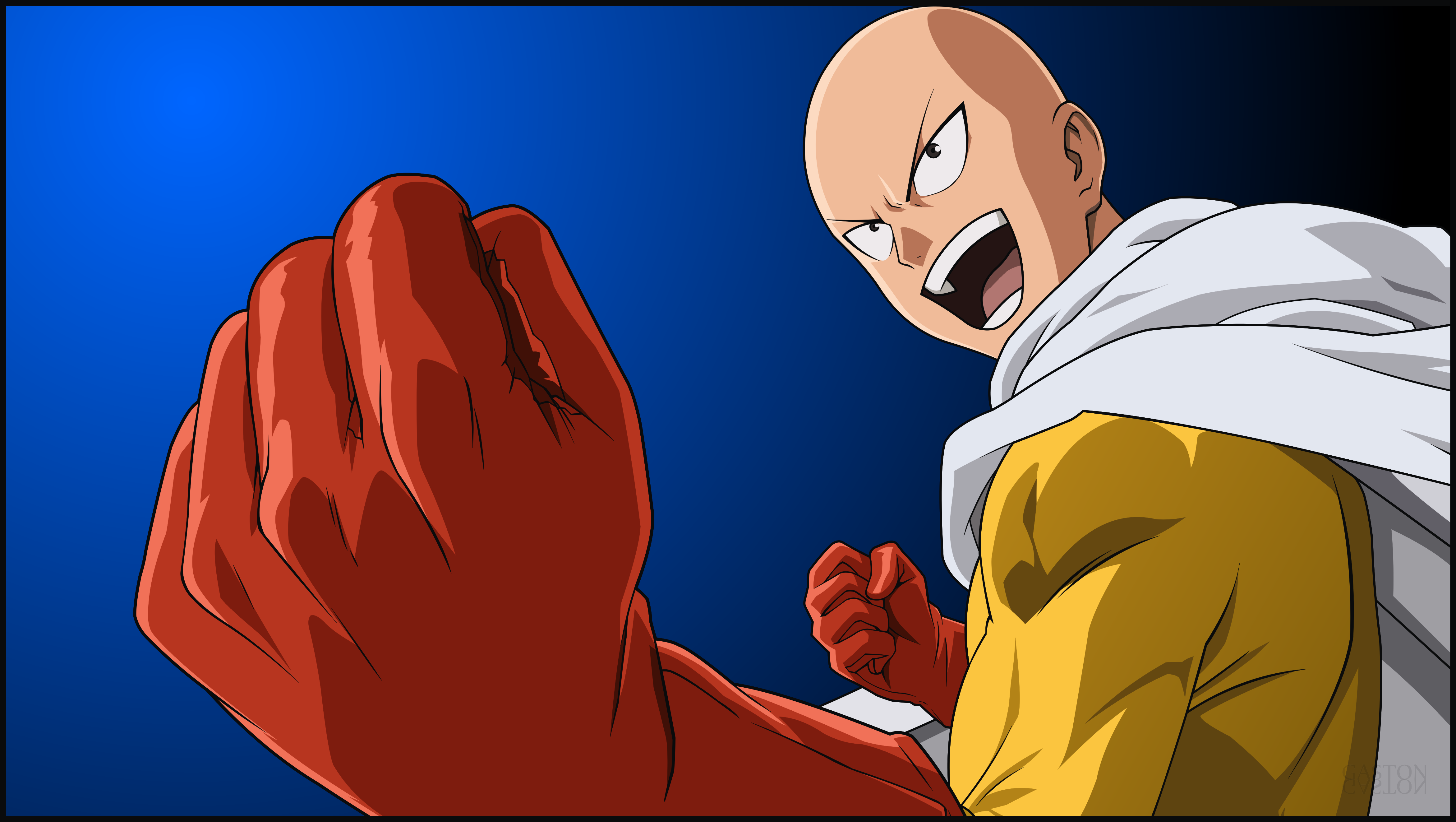 59 4k Ultra Hd One Punch Man Wallpapers Background Images