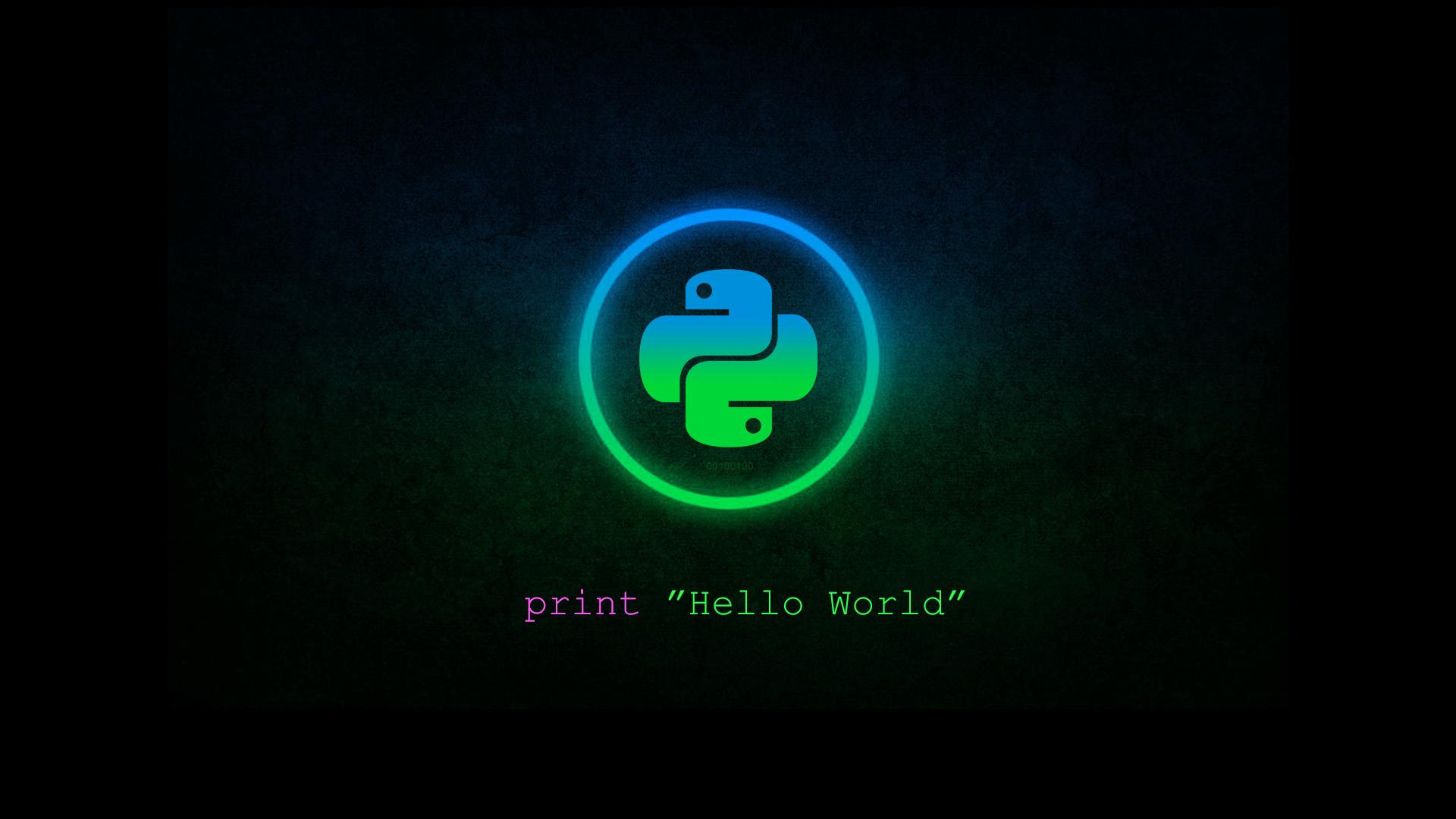 Python Programming Language Wallpaper Hd Wallpaper