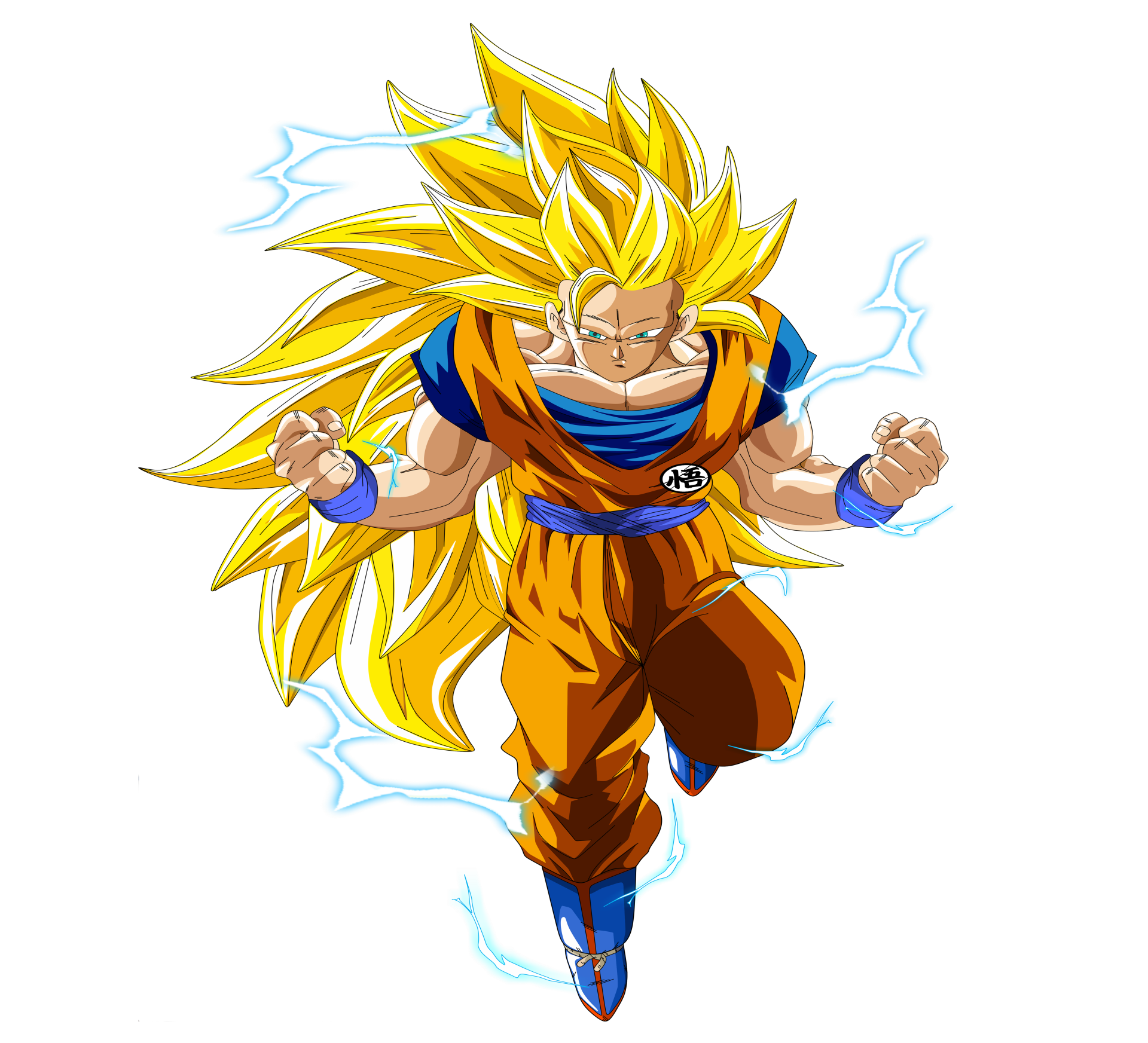 Goku ssj3 5k retina ultra hd fond d 39 cran and arri re plan for Fond ecran goku