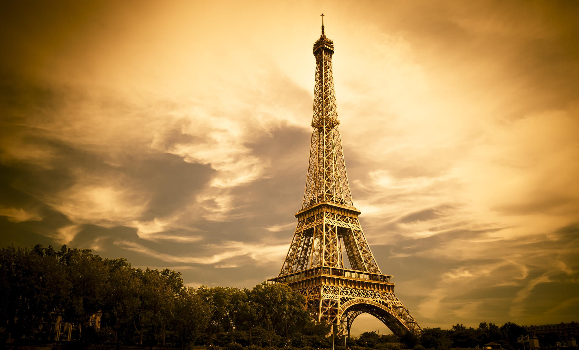 eiffel tower full hd wallpaper and background 2000x1209 id 681200. Black Bedroom Furniture Sets. Home Design Ideas