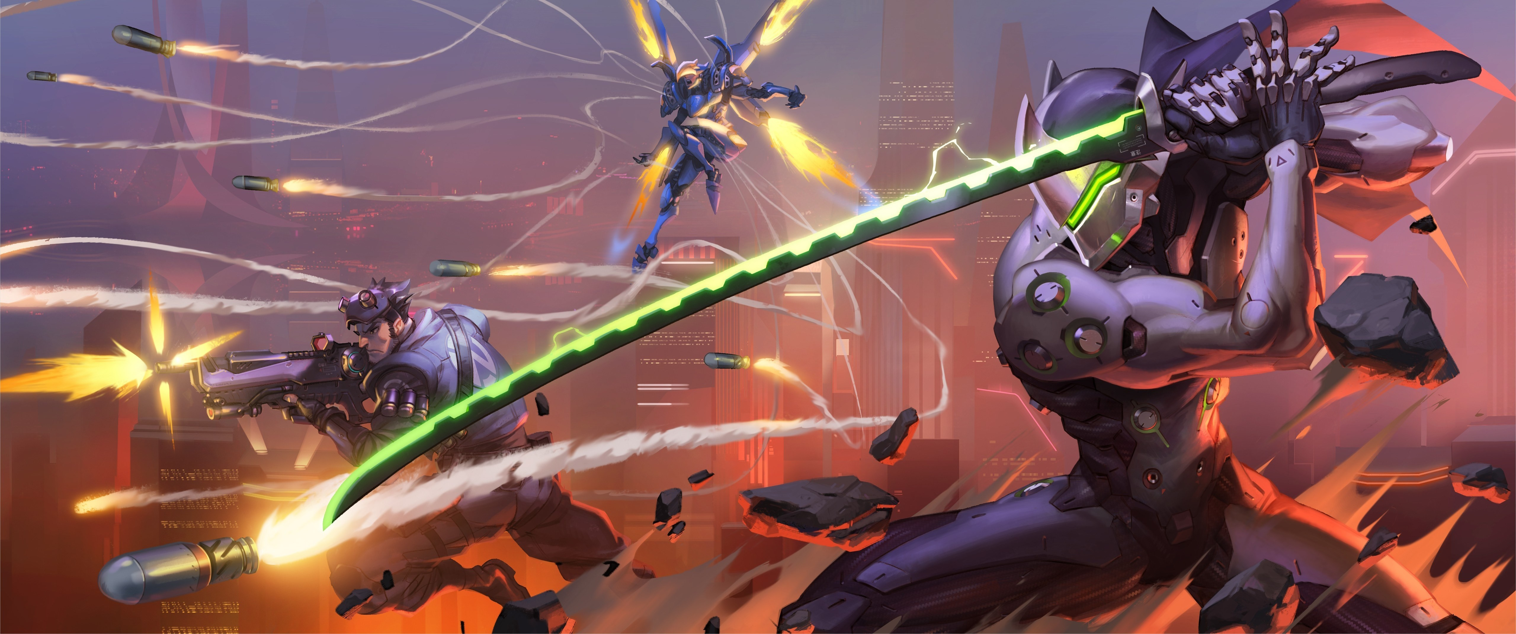 Overwatch full hd wallpaper and background 1920x1280 - Hd Wallpaper Background Id 681674