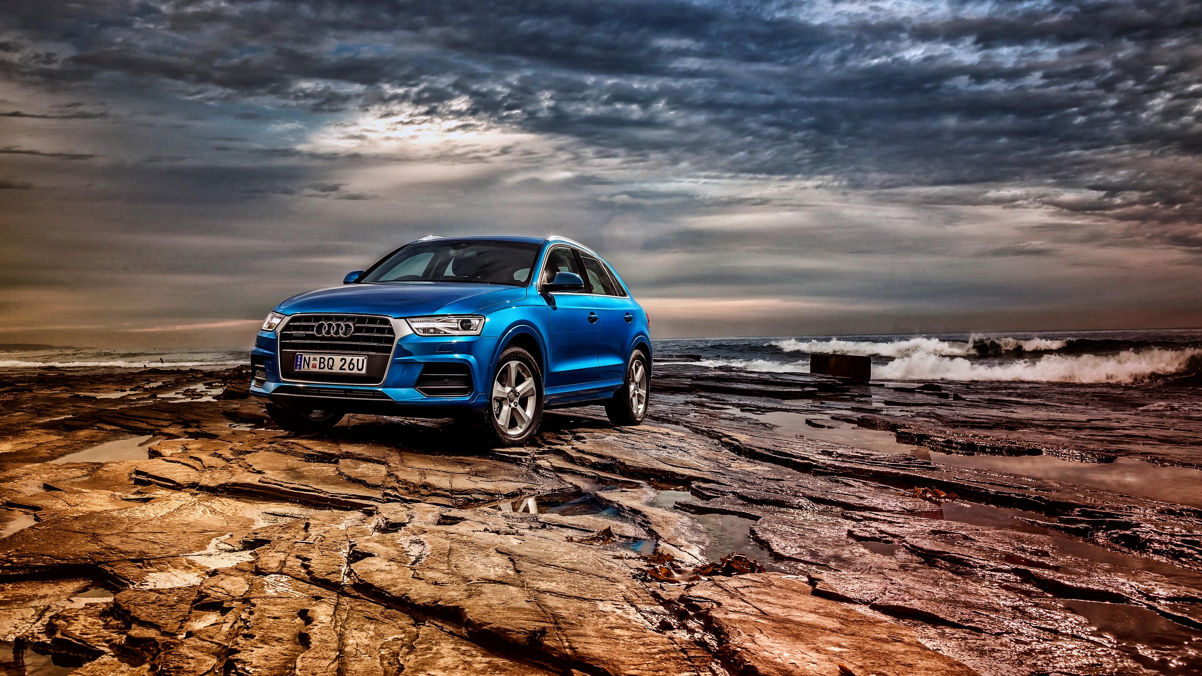 Audi Q3 4k Ultra Hd Wallpaper Background Image 4096x2304