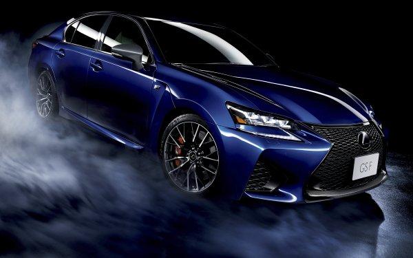 Véhicules Lexus GS Lexus Blue Car Voiture Luxury Car Fond d'écran HD | Image