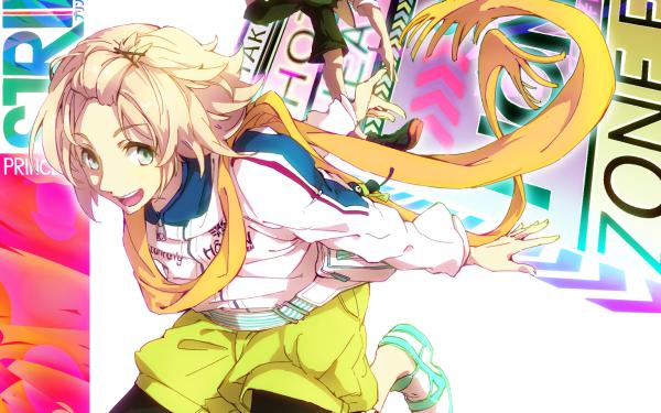 Anime Prince of Stride Alternative Heath Hasekura Hozumi Kohinata HD Wallpaper | Background Image