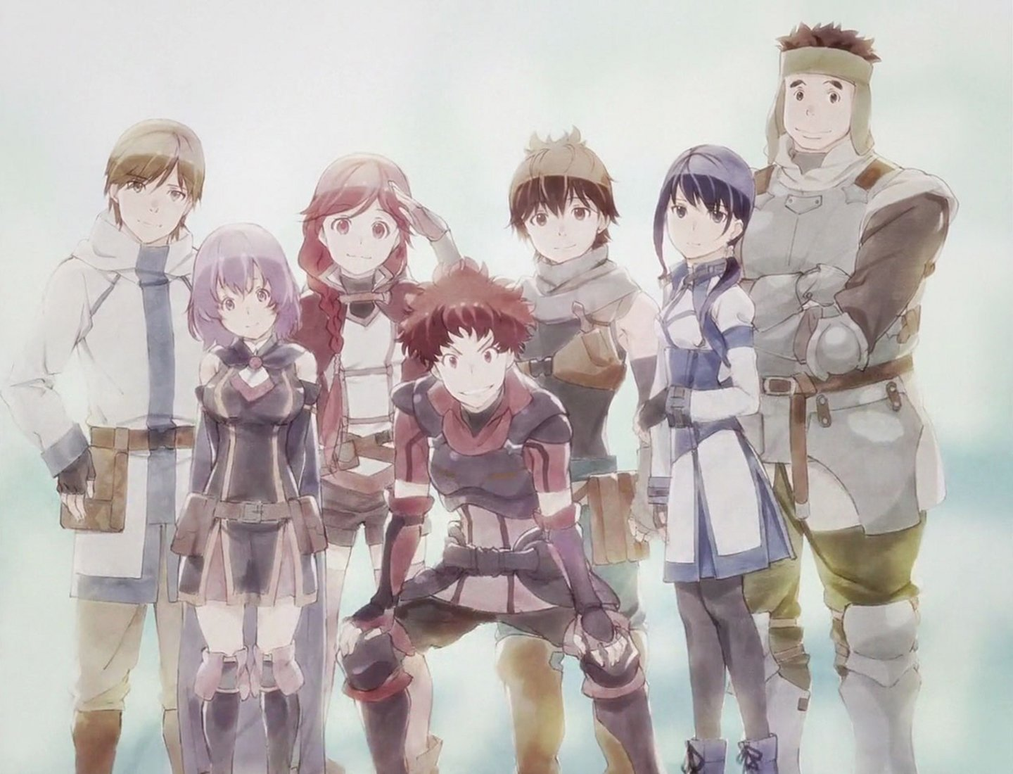 9 mary (grimgar of fantasy and ash) hd wallpapers | background