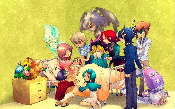 Anime Yu-Gi-Oh! Yu-Gi-Oh! Zexal HD Wallpaper | Background Image
