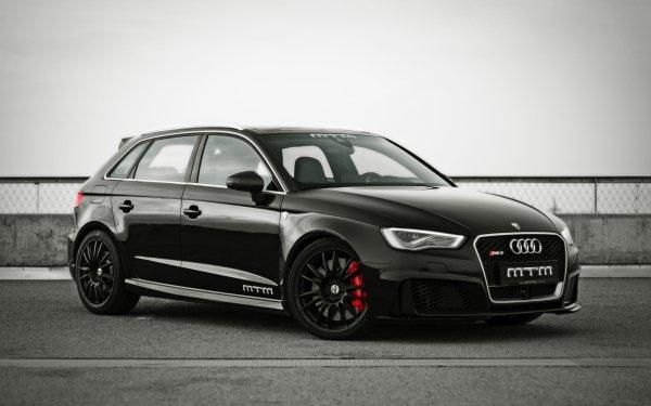 Véhicules Audi RS3 Audi Voiture Black Car Fond d'écran HD | Image