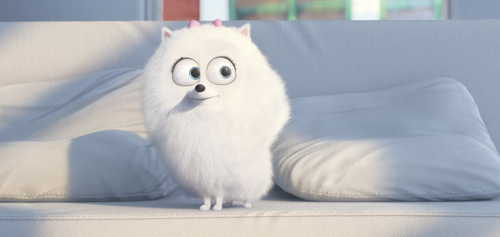 2 Gidget The Secret Life Of Pets Hd Wallpapers Background Images Wallpaper Abyss