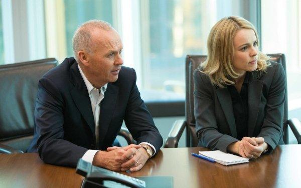 Movie Spotlight Sacha Pfeiffer Rachel Mcadams Walter 'Robby' Robinson Michael Keaton HD Wallpaper | Background Image
