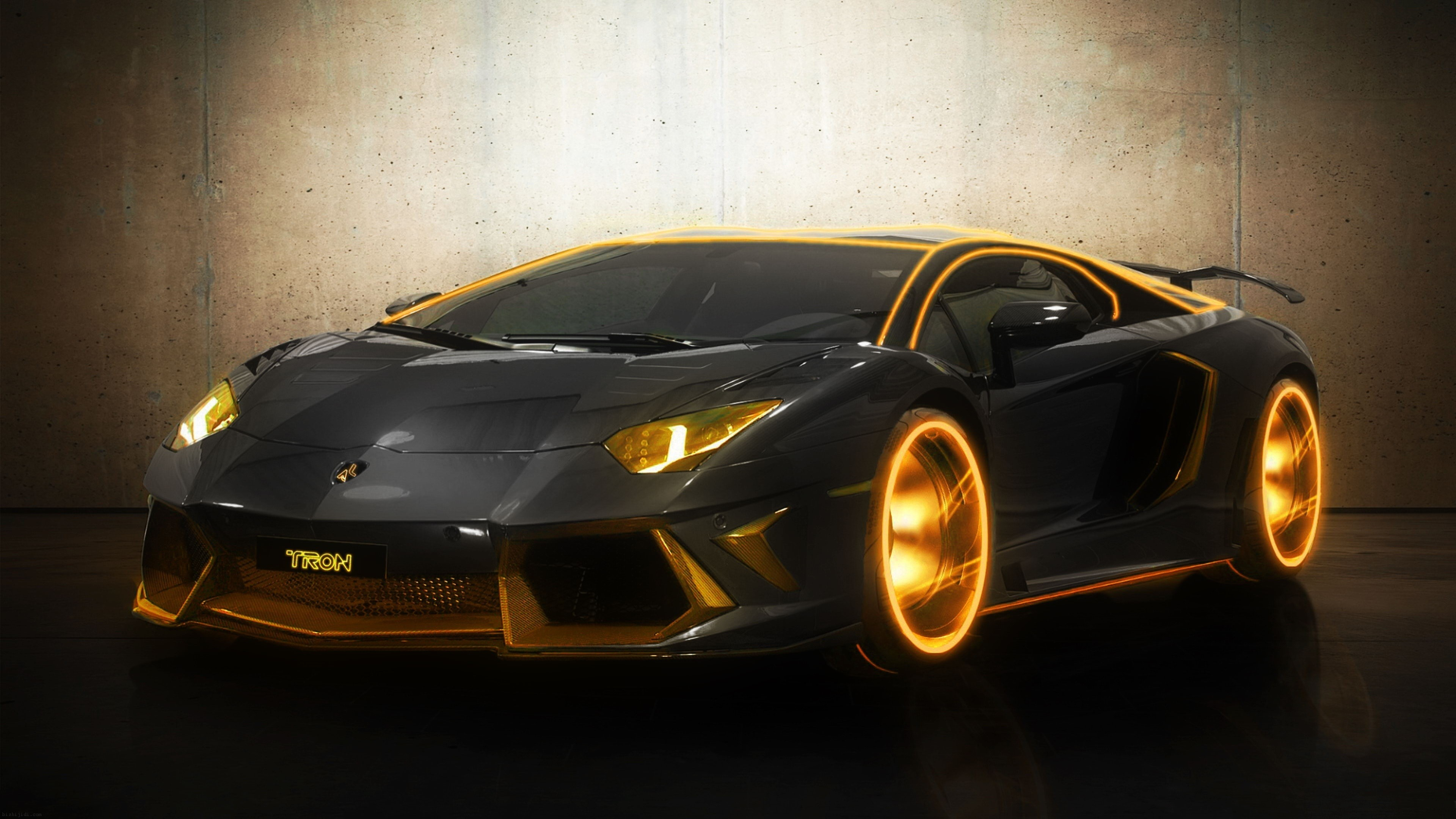 Lamborghini Aventador J 4k Ultra Hd Wallpaper Background Image