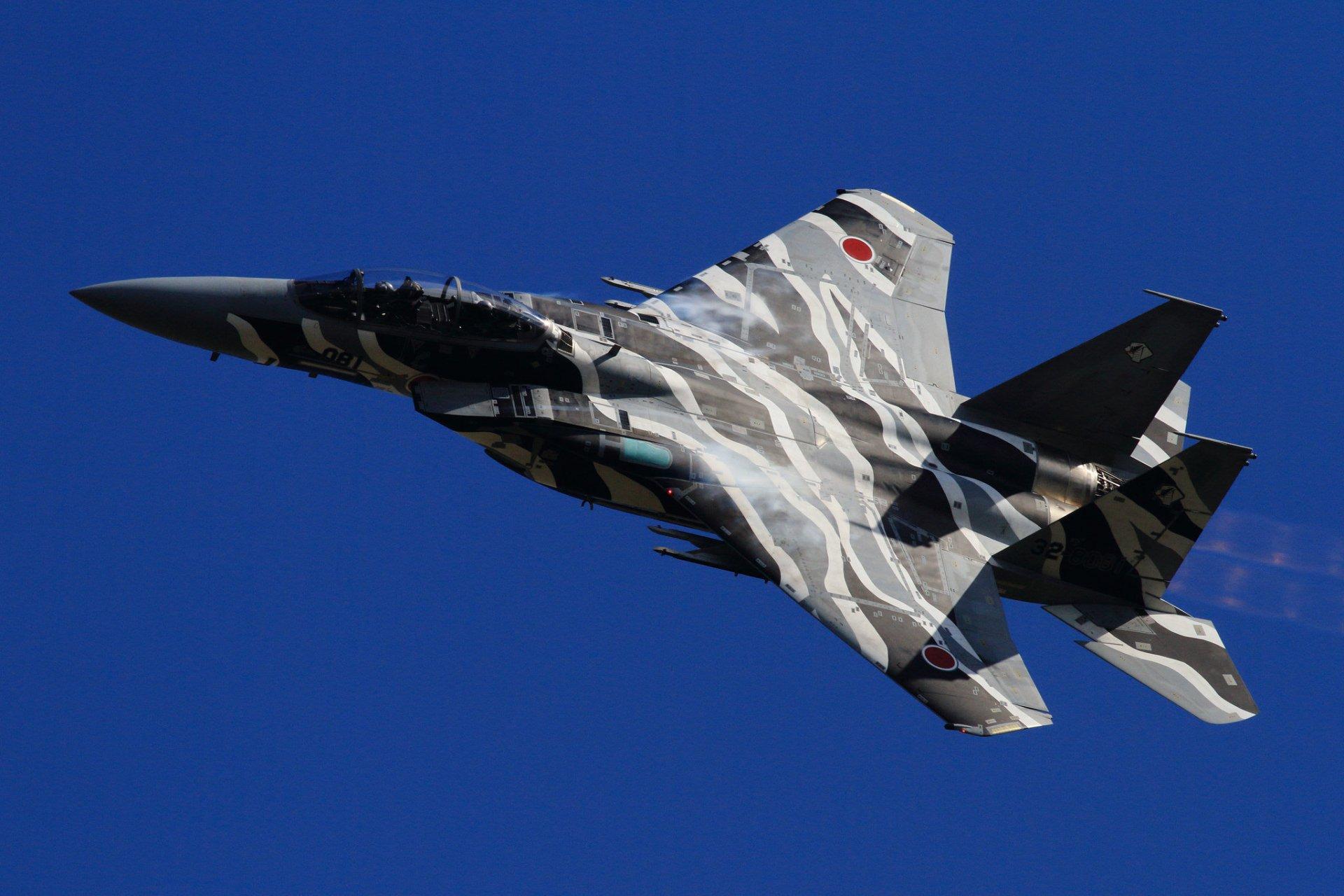 Обои Самолёт, f-15j. Авиация foto 19