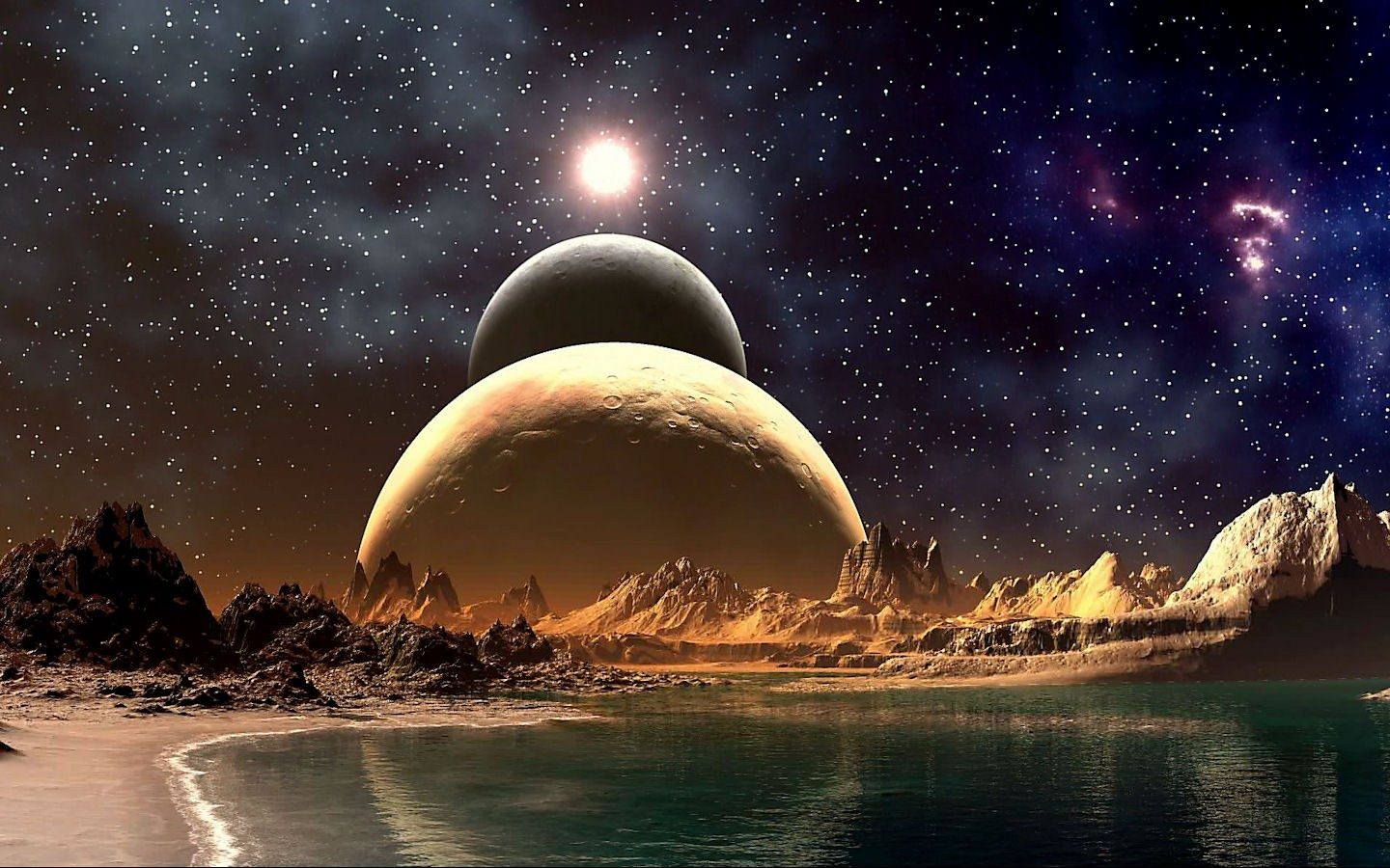 World Wallpaper Sci Fi Wallpaper: Another World Wallpaper And Background Image