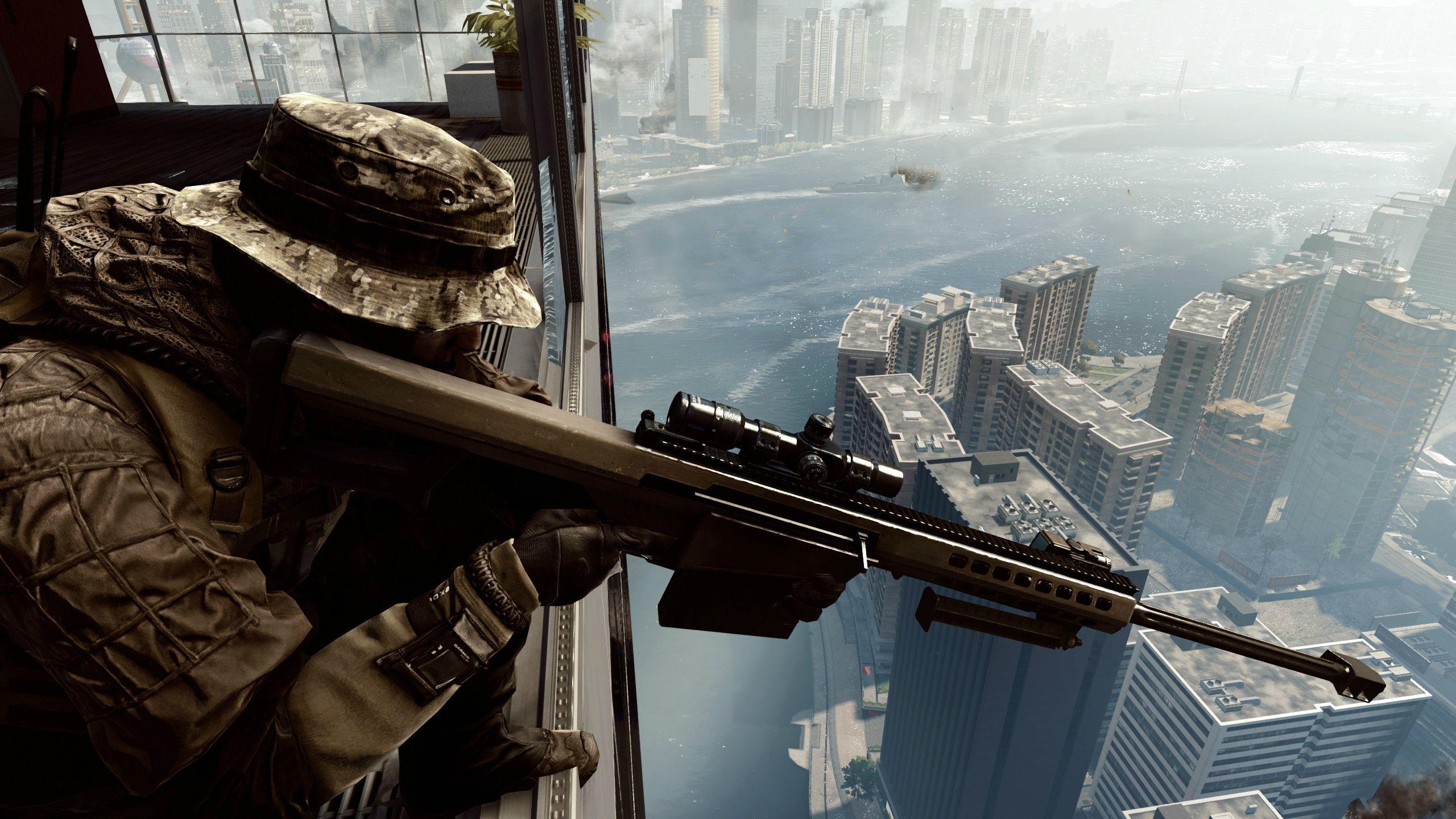 Battlefield 4 HD Wallpaper | Background Image | 2560x1440 | ID:688206 - Wallpaper Abyss