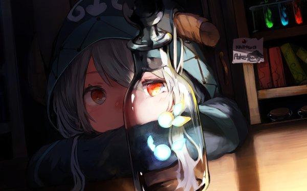 Anime Original Jar HD Wallpaper | Background Image