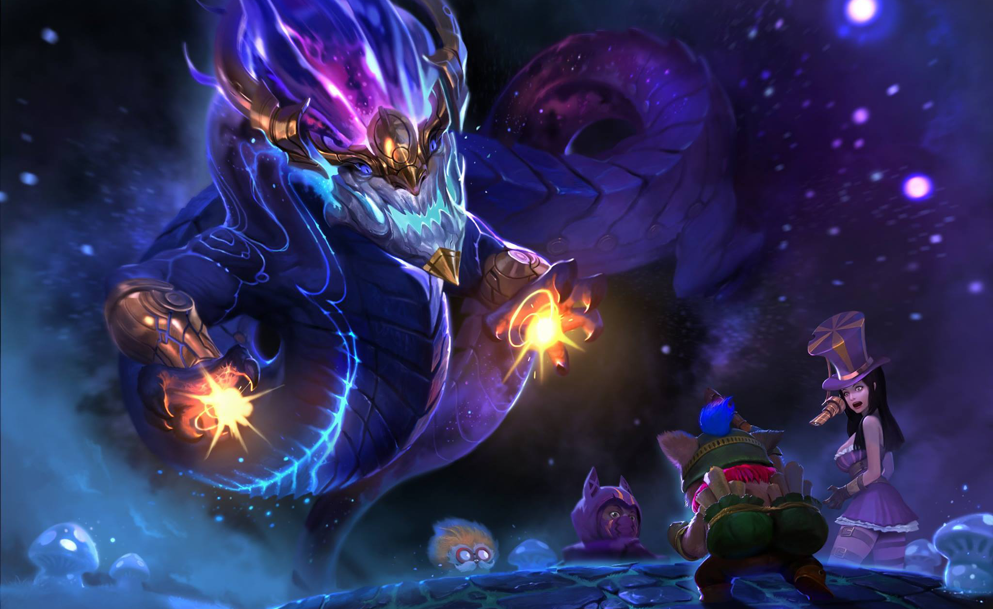 99 Teemo League Of Legends Hd Wallpapers Background Images Wallpaper Abyss