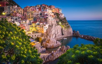 61 Cinque Terre Hd Wallpapers Background Images