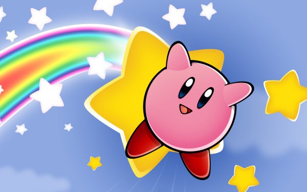 Video Game Kirby & the Amazing Mirror Kirby HD Wallpaper | Background Image