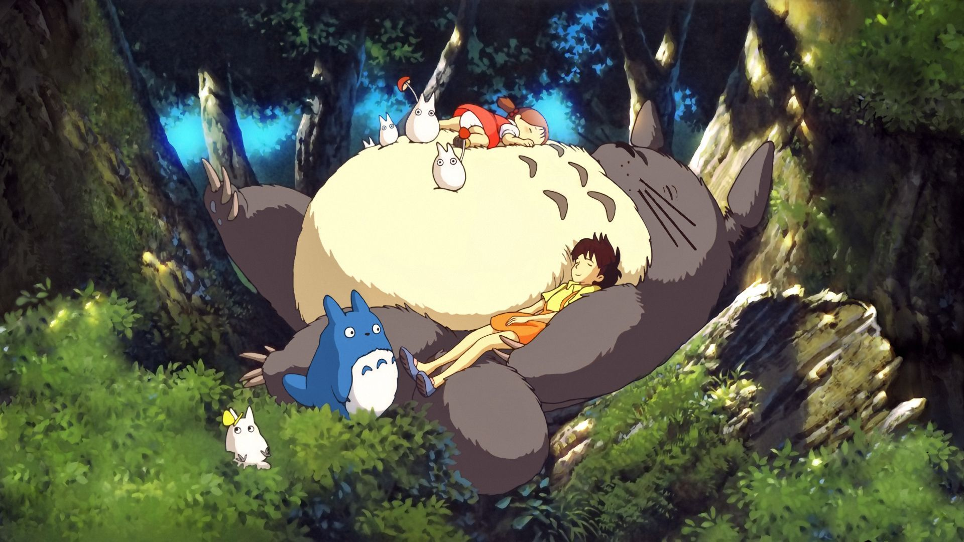 Totoro My Neighbor Wallpapers ID690848