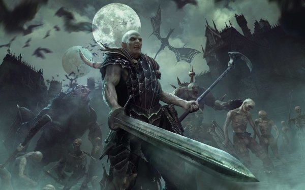 Video Game Total War: Warhammer Total War Undead HD Wallpaper | Background Image